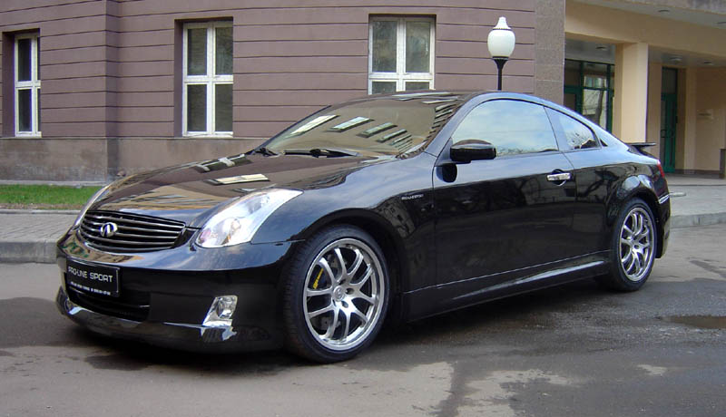 Finally fx body kit page 7 infiniti fx forum fx35 fx45 and fx50 forums